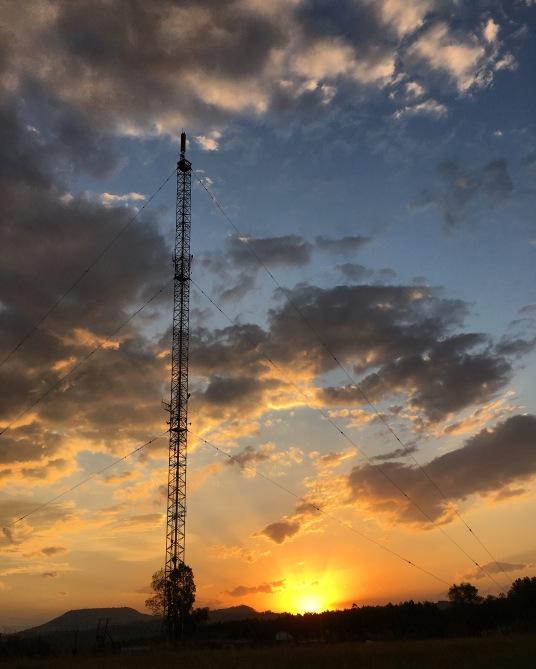 Sunset WV